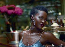 La coupe rétro de Lupita pour Vogue