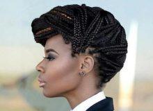 Coiffures de fêtes afro : 15 looks en images !