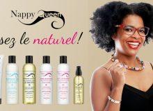 Nappy Queen, une marque naturelle à l'assaut des coiffeurs afro