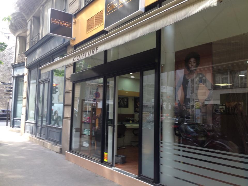 Gilles boldron salon de coiffure sp cialiste du cheveu afro for Salon coiffure afro paris