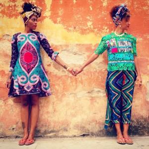 Vanessa Wrigh et Juliana Luna de Project Tribe