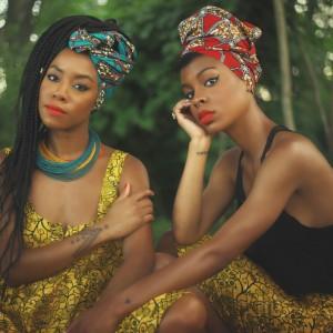 Tendances mode afro par The Wrap Life