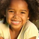 coiffure afro enfant