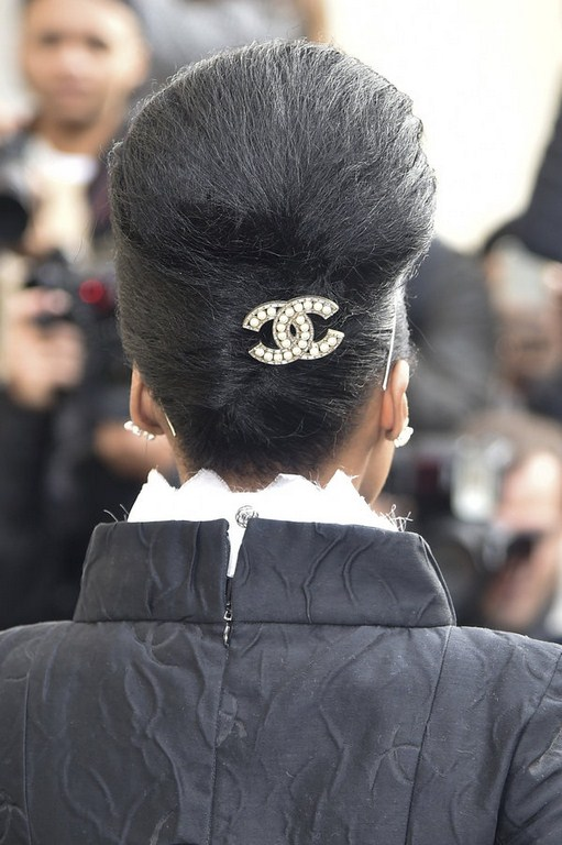 Janelle Monae fashion week paris printemps 2016