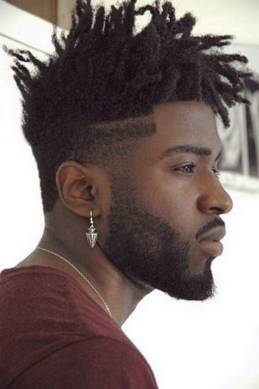 Hight top fade