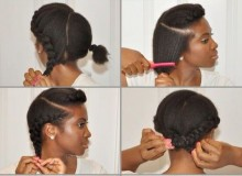 TUTO : les meilleures coiffures protectrices naturelles