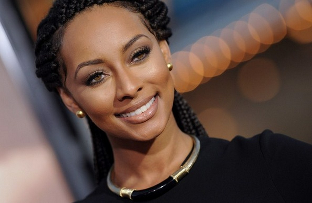 Keri Hilson box braids