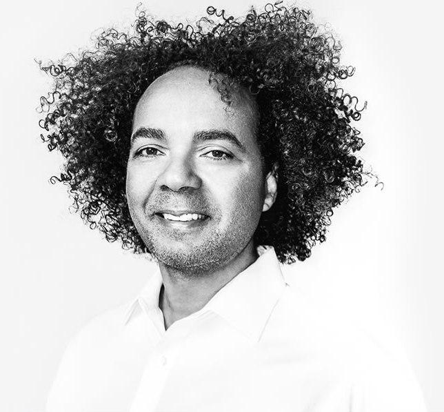 Andre Walker textures de cheveux afro
