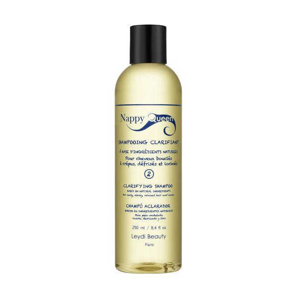 shampoing clarifiant de Nappy Queen