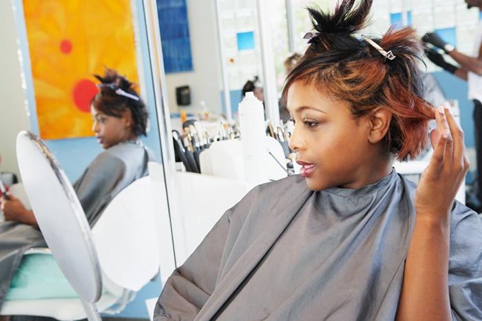 salons de coiffure afro de nantes le nouveau souffle