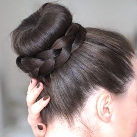 chignon-tresse-fishtail-bun