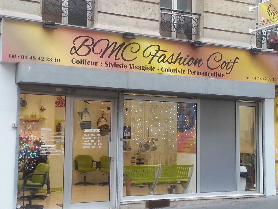 BMC Fashion coif