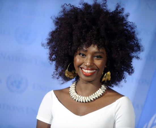 coiffures de stars afro 20155