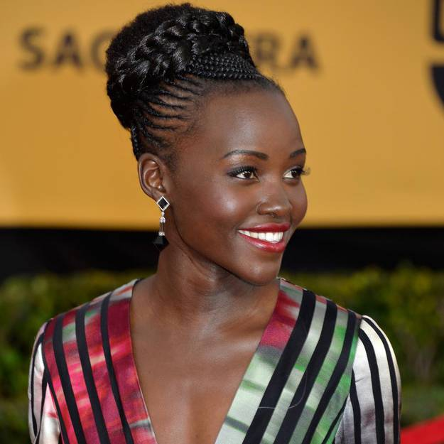 Coiffures de stars afro 2015