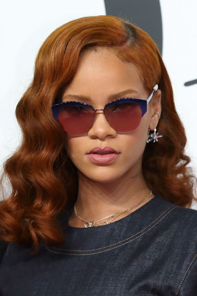 coiffures de Rihanna