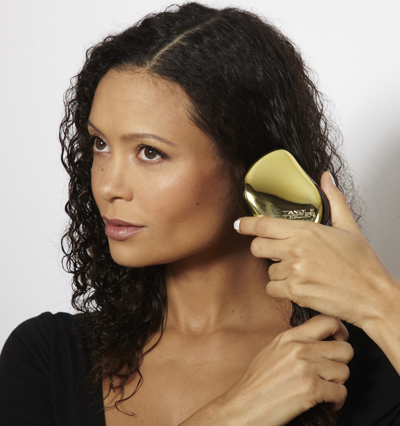 Tangle teezer spéciale cheveux afro