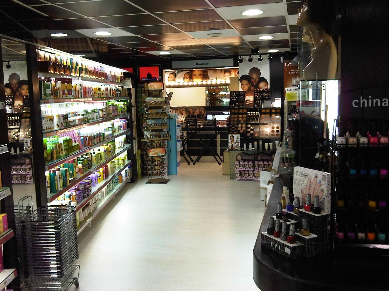 Espace de vente Provial Cosmetics