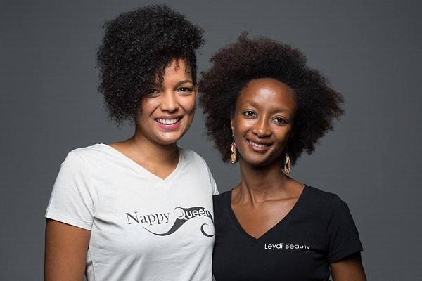 Bilguissa Diallo fondatrice de Nappy Queen