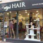 faty's hair salon à Enghien les Bains