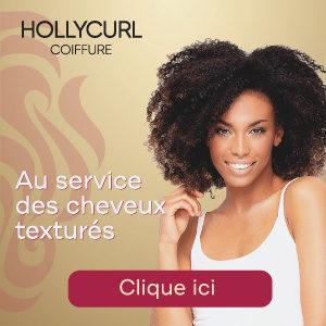 Bannière Hollycurl Coiffure à Noisy le Sec